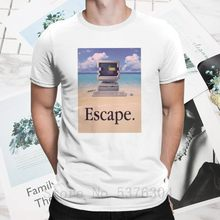 Vaporwave T-Shirts Macintosh Tees Simple Popular Short Sleeves Mens Style Pure Big Size Stylish T Shirts Crewneck Cool(China)