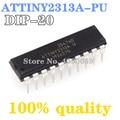 5 шт./лот ATTINY2313A-PU ATTINY2313A PU ATTINY2313 ATTINY 2313 ATMEL 8-битный микроконтроллер чип новый оригинальный