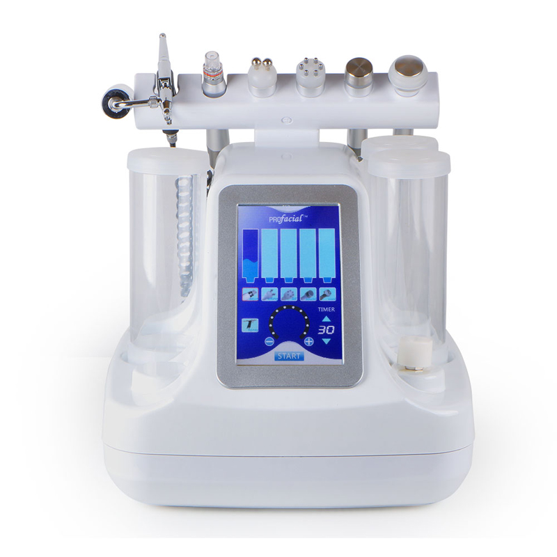 Small Bubbles Cosmetology Instrument To Blackhead Pore Cleaner, Water Supply Oxygen Injector, Cold Hammer RF RF