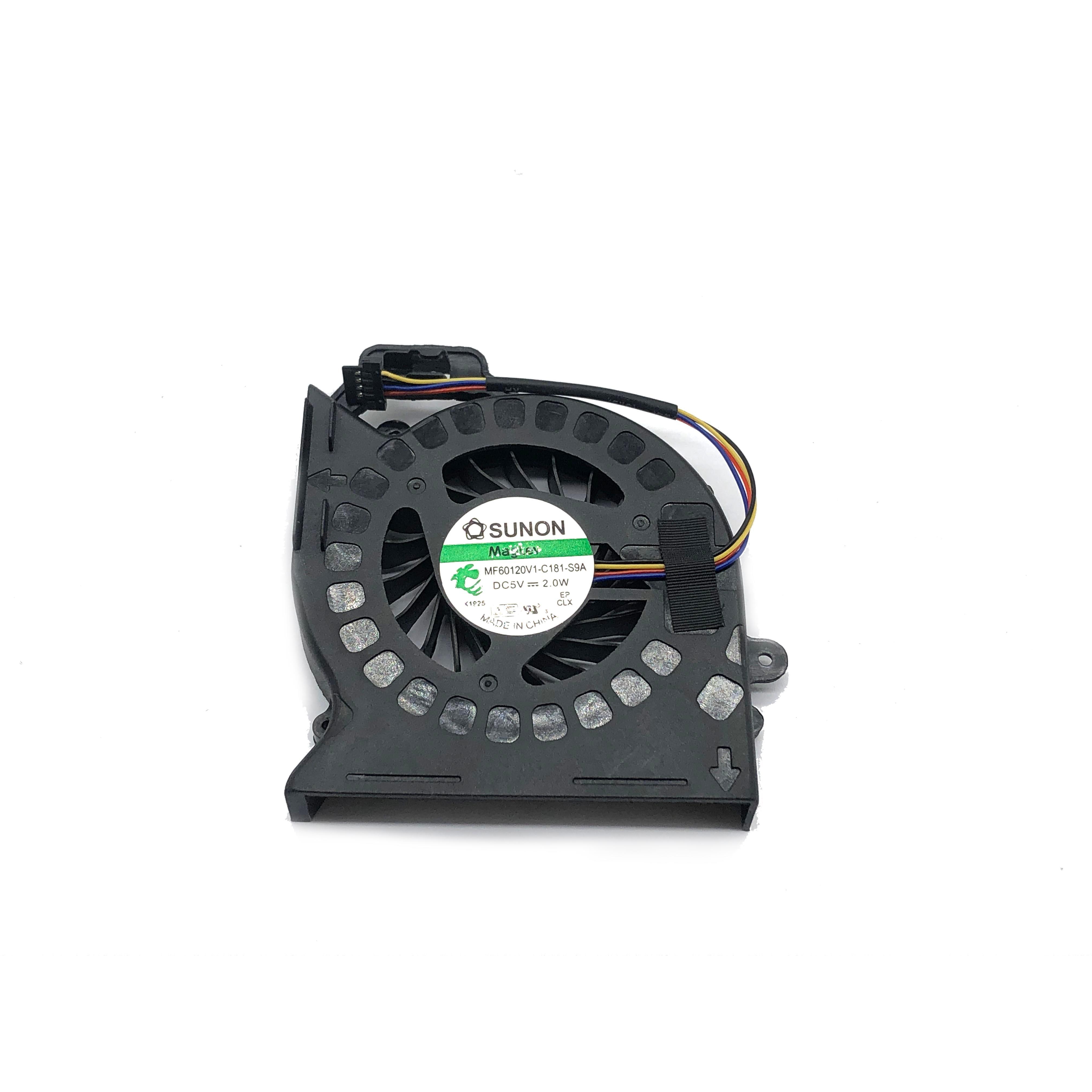 New for HP ENVY 17 17-3200 17-3000 cooling fan KSB0505HB-BD46 KSB0505HB-BD47 L+R