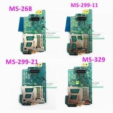 สำหรับPSP1000เดิมใช้การ์ดเครือข่ายไร้สายโมดูลสำหรับPSP 1000 Memory Stick Card Board MS 329 MS 268 MS 299
