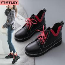 Size 35-40 2019 new simple womens shoes ladies low heel rain boots black sexy retro feet winter