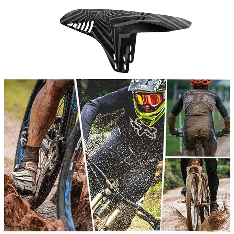 1PC MTB//DH//Road Bike Accesorios Mudguard Front/&Rear Wheel Tire Reflective Fender