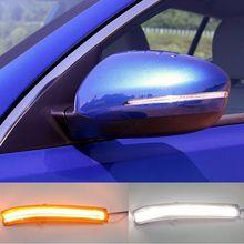 car flashing led drl for kia optima k5 2013 2014 2015 fog lamp cover daytime running lights with turn yellow signal For Kia Optima K5 TF Car LED Sequential Light Dynamic Turn Signal Mirror Blinker Indicator Lamp 2011 2012 2013 2014 2015