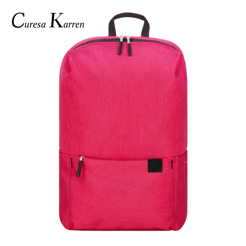 New Girl Backpack Travel Mini Bag Student School Sports Bags Unisex Fashion Cute Girl Women Backpack Daily Life Laptop Backpack