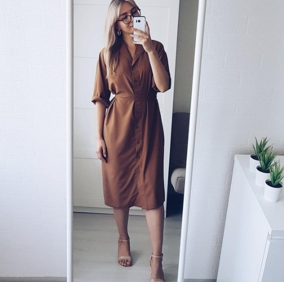 2020 Spring Summer Women Blouses Casual Loose Long Shirts Lady Tops Blusas Fashion Female Batwing Sleeve Solid Shirt Dress Lady