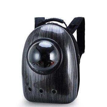 14 colors New Capsule Pet Bag Backpack Breathable Space Pet Backpack Sac De Transport Pour Chat Waterproof Traveler Knapsack - Color 8
