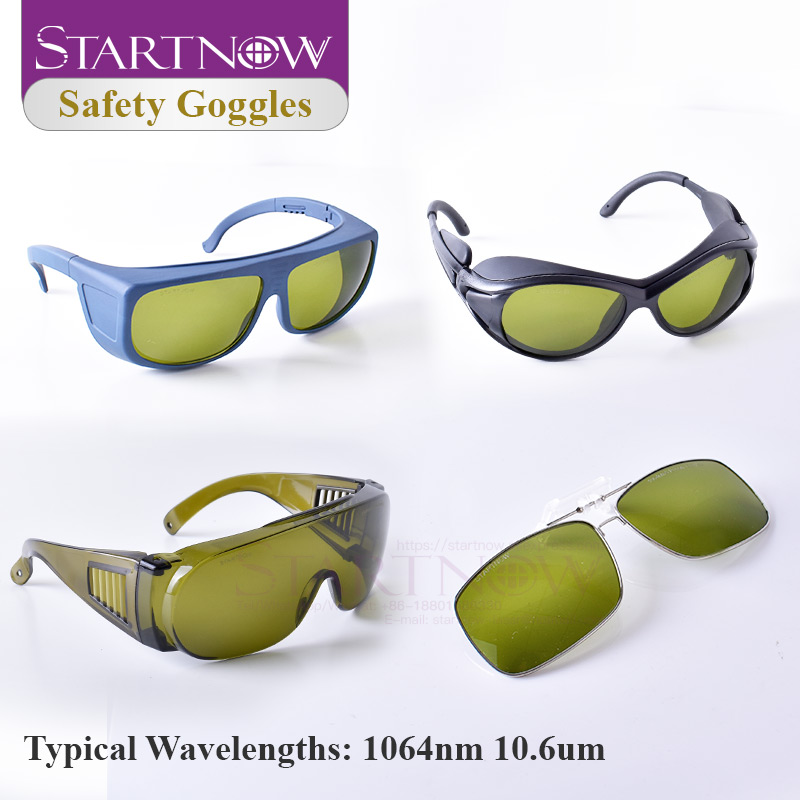 1064nm OD4+ CE Certificate Fiber Laser Safety Goggles For Laser Marking Machine Protective Glasses Shield Protection Eyewear
