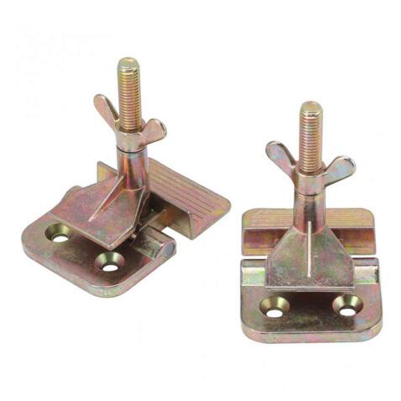 2pcs Butterfly Hinge Clamp Silk Screen Printing Metal Butterfly Hinge Clamp DIY Hobby Tool