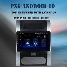 "Dasaita 10.2 ""Android 10.0 Autoradio Voor Nissan X Trail 2008 2014 Multimedia Speler Dsp 4Gb ram Gps Navigatie MAX10 Bluetooth"