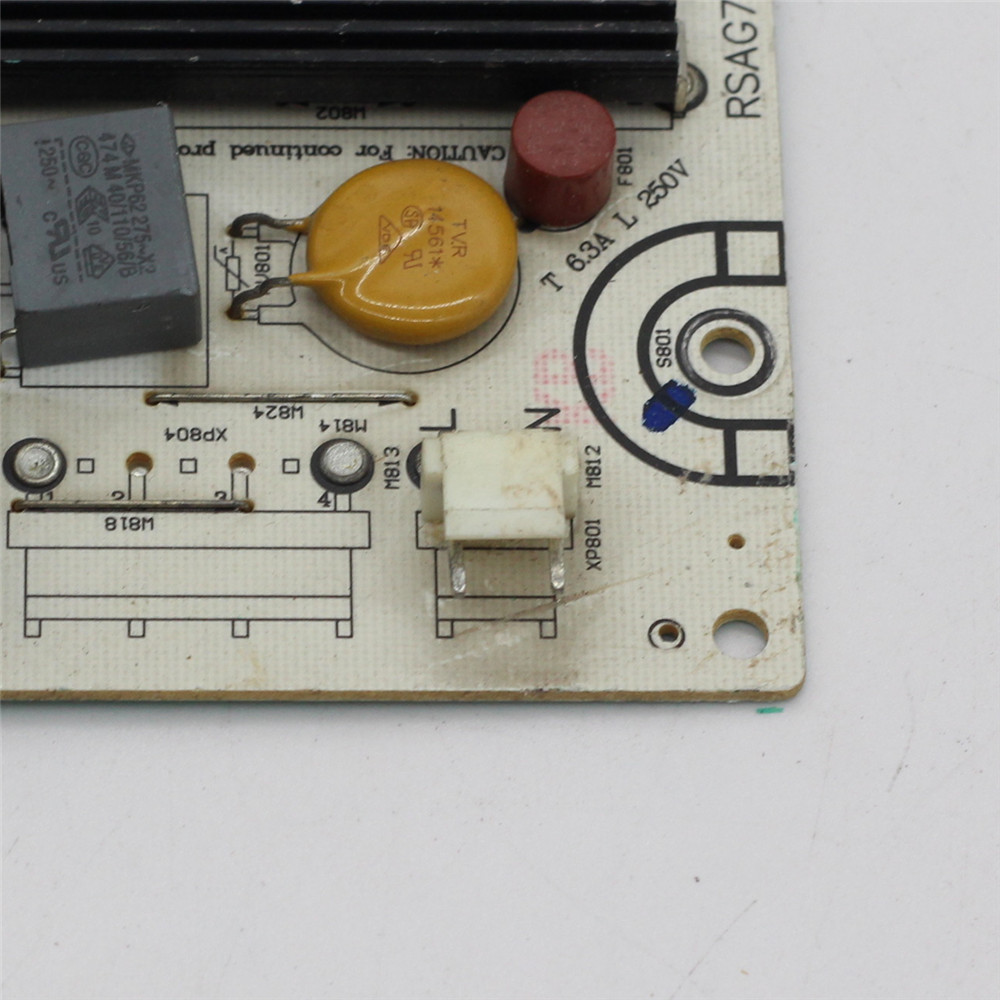 rsag7.820.1976 roh placa de suporte de energia
