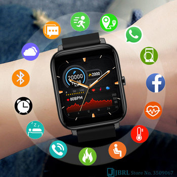 Square Digital Sport Watches