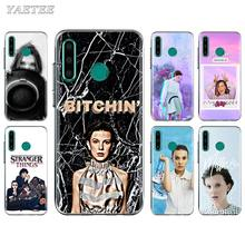 Millie Bobby Brown Phone Case for Huawei Y5p Y6p Y7p Y8p Y6s Y8s Y9s Y5 Y6 Y7 Y9 Prime 2019 9X 9A 9C 9S TPU Soft Cover(China)