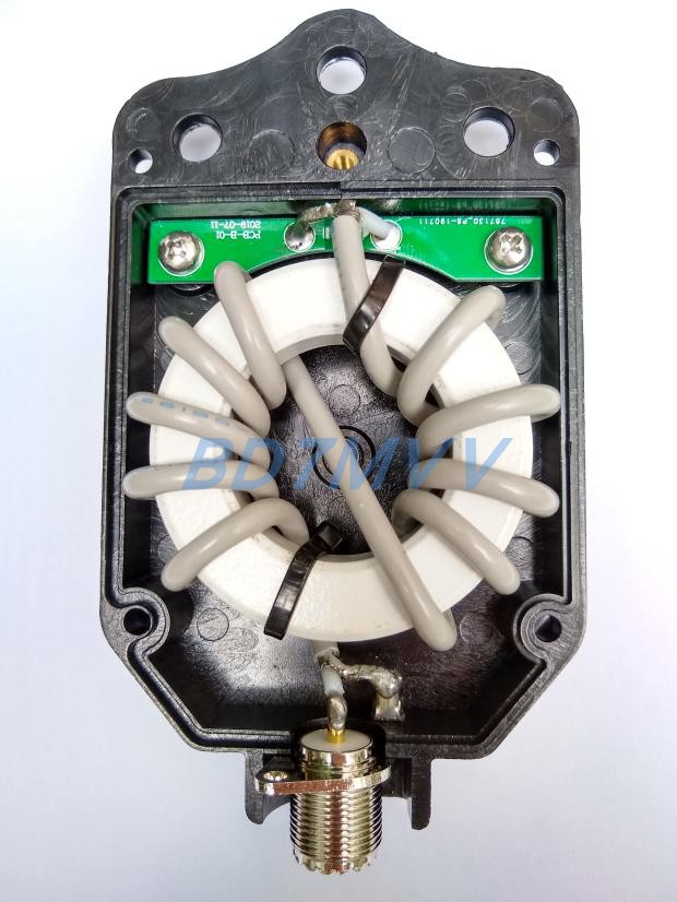 1:1 2KW Balun Positive V Inverted V Shortwave Antenna Teflon Full Shield With Joint Waterproof Function