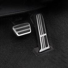 Pedale Dellacceleratore auto Pedale del Freno Poggiapiedi Pedale del Pedale Antiscivolo Per Toyota RAV4 Camry Avalon 2018 2019 Per Lexus ES GS 2018
