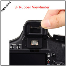 EF резиновый окуляр для Canon EOS 760D 750D 700D 650D 600D 550D 500D 100D 1200D 1100D 1000D