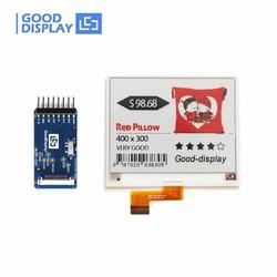 4,2 zoll Farbe e-Papier Display Mit Adapter Board e Tinte bildschirm