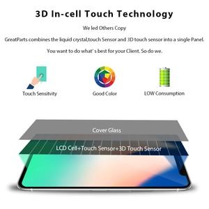 Image 5 - IBee parçaları iphone 11 pro max OEM LCD OLED ekran dokunmatik ekran Digitizer değiştirme tam meclisi