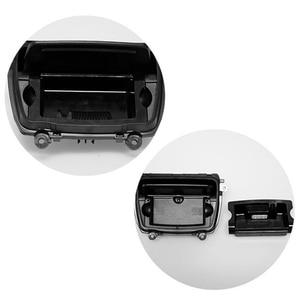 Image 5 - Auto Posacenere Nero di Plastica Center Console Posacenere Scatola di Montaggio Adatto per BMW 5 Serie F10 F11 F18 520 51169206347
