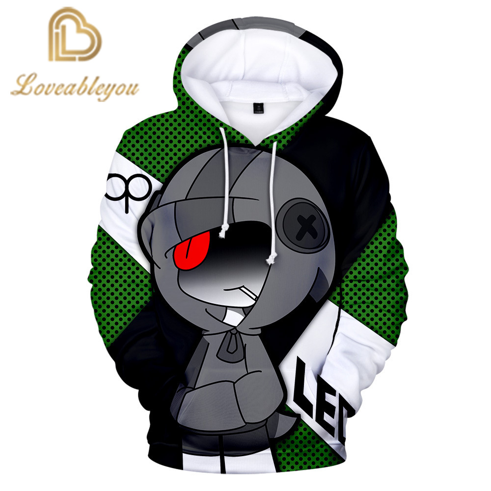 Mobile Game 3d Print Kids Fashion Streetwear 2020 New Arrival Hip Hop Sweatshirt For Boys And Girls Harajuku Pullover Hoody