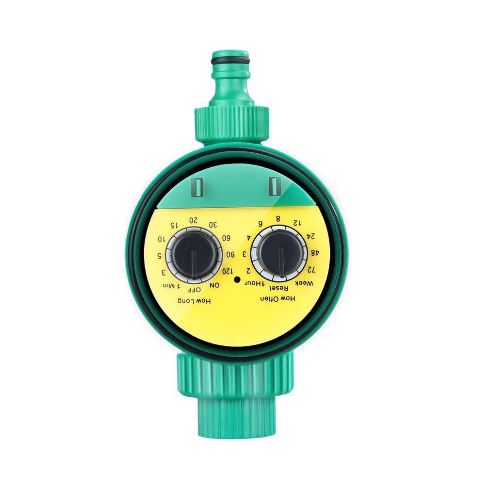 Automatische Elektronische Wasser Timer Garten Bewässerung Bewässerung Controller