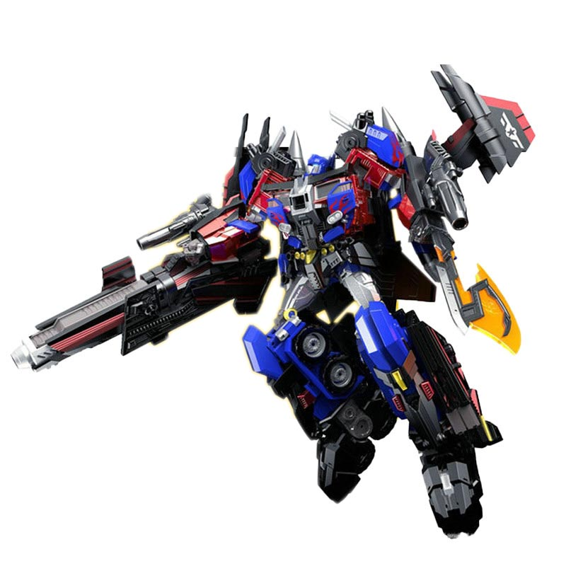 PerfectEffect Transformation PE DX10 Jetpower Revive Prime OP Commander Action Figure Robot Toys