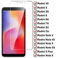 Vetro temperato completo 11D per Xiaomi Redmi Note 4 4X 5 5A 6 Pro pellicola proteggi schermo Redmi 6 Pro 5 Plus 7A 6A 5A 4X S2 GO pellicola vetro