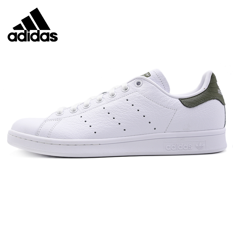 Original Adidas STAN SMITH Mens Skateboarding Shoes Sneakers Outdoors Sports B41477