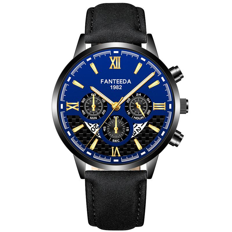 Men's Watch Sports Creativity Watches for Men Wrist Watches Leather Clock Erkek Kol Saati Relogio Masculino Reloj Hombre 2020