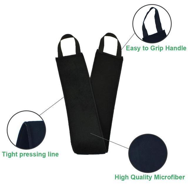 Back Applicator Pad for Self Tanner to Prevent Tan Stain on Hands for all Self Tanners (Back Applicator Band) 4