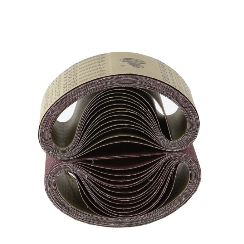 610*100mm Abrasive Sanding Belts 40/60/80/100/120/240 Grit Grinding Belt Sandpaper Abrasive Bands Grinder Accessories