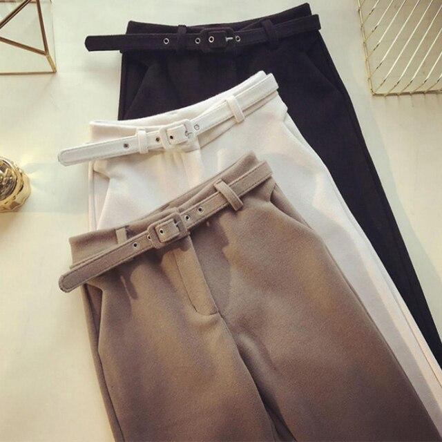Winter Harem Pants 5