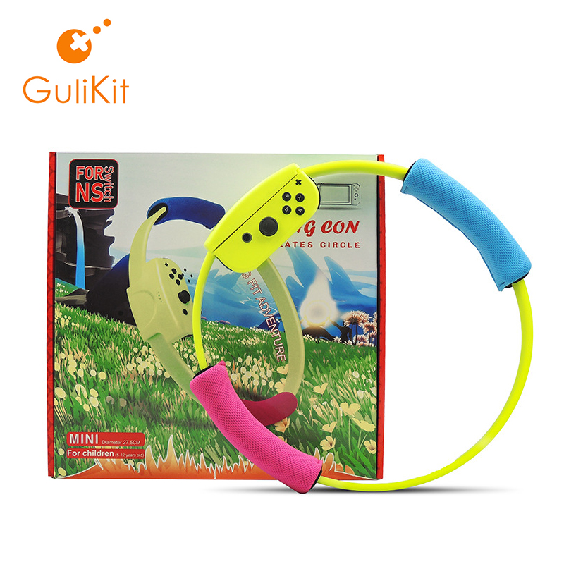 For Nintend Switch Joy-con Ring Fit Adventure Game 2019 New Adjustable Elastic Leg Strap Sport Band 60cm Ring-Con Grips Leg
