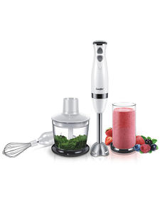 Food-Mixer Chopper Whisk Meat-Grinder Vegetable Sonifer Kitchen Immersion Stainless-Steel