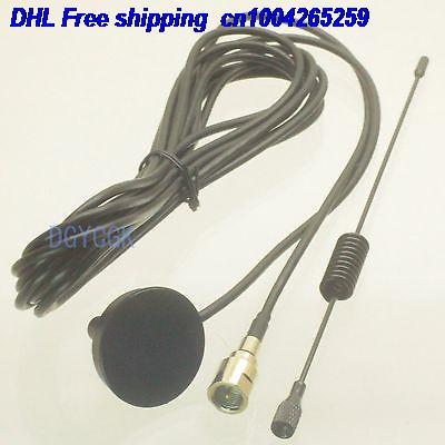 DHL 50pcs Antenna GSM GPRS 3dBi FME Male Magnetic Base For 3G Broadband USB Modems Antenna 22-a