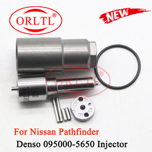ORLTL דלק injector תיקון ערכות זרבובית DLLA148P872 שסתום צלחת פתח עבור ניסן Pathfinder 095000 5650 16600 EB300 16600 EB300