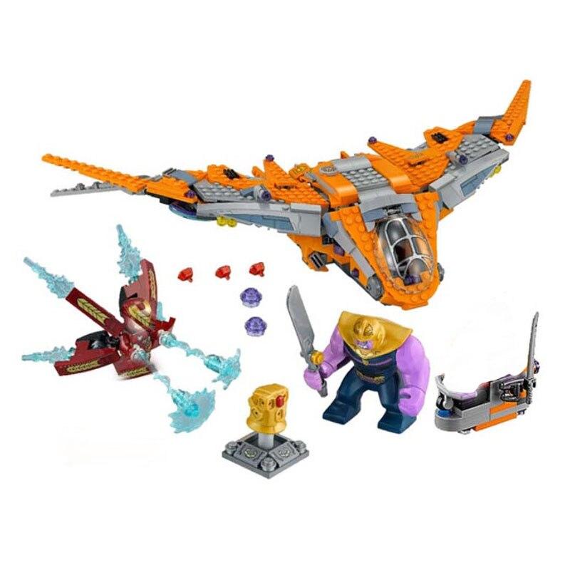 Infinity War Thanos Ultimate Battle 76107... LEGO Marvel Super Heroes Avengers