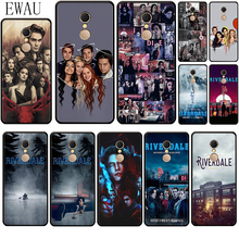 Get more info on the EWAU Riverdale TV Silicone phone case for Xiaomi Redmi 4A 4X 5 plus 5A 6 pro 6A 7 7A S2 GO K20 pro