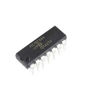 Image 3 - 100 قطعة PIC16F684 I/P DIP 14 PIC16F684 I/ST TSSOP 14 PIC16F684 I/SL SOP 14 PIC16F684 PIC16F684 I 8 بت متحكم IC