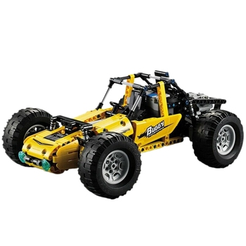 C51043W All-Terrain Vehicle Simulation Buggy Led Light Remote Control Car