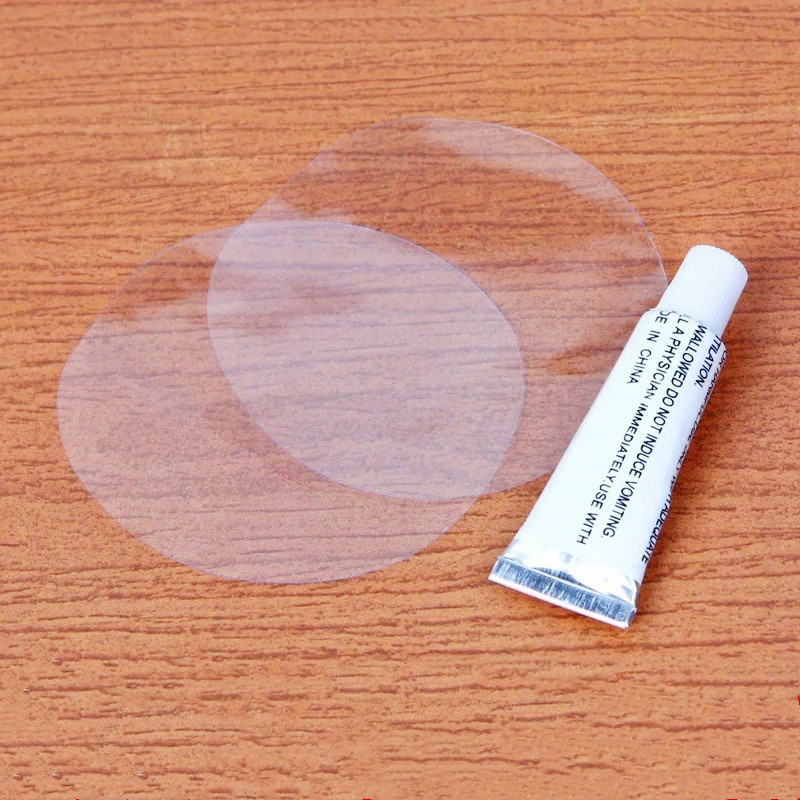 PVC Puncture Repair Patch Glue Kit Adhesive For Inflatable Toy Swimming Pools Accessories Float Air Bed Dinghies