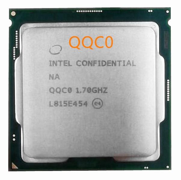 Intel Core i9 9900T es i9 9900T es QQC0 1.7 GHz שמונה ליבות שש עשרה חוט מעבד מעבד L2 = 2M L3 = 16M 35W LGA 1151