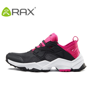 Image 4 - RAX  New Mens Suede Leather Waterproof Cushioning Hiking Shoes Breathable Outdoor Trekking Backpacking Travel Shoes For Men