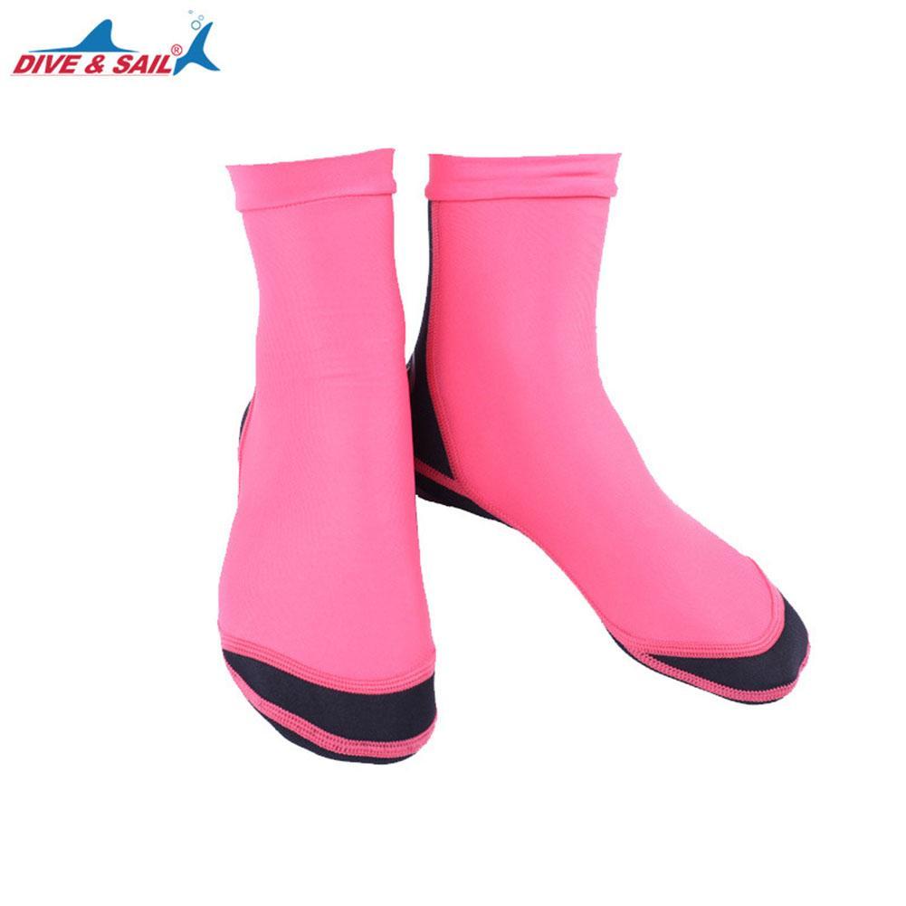 Unisex Lycra 1.5MM Neoprene Diving Scuba Surfing Socks Anti-slip Diving Socks Boots Gift Scratch Resistant носки женские socks