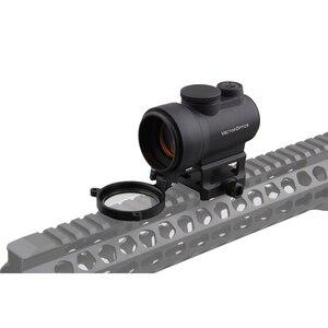 Image 2 - Vektör optik Centurion 1x30 kırmızı nokta görüşü taktik kapsam geniş açı görüş 20,000 saat çalışma süresi tüfek hava tabancası av tüfeği