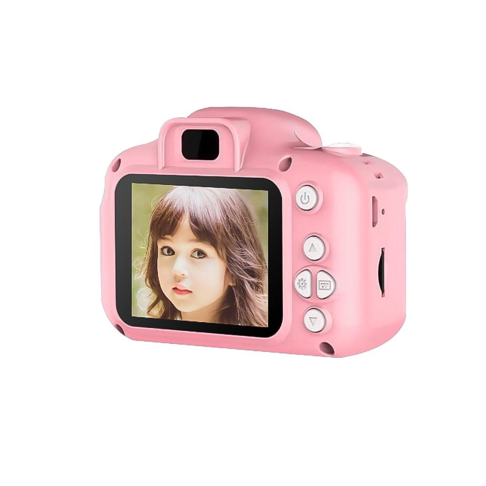 H1698949a46ae4d16af3059bf73a965c11 Kebidu Mini Digital Camera 2 Inch Cartoon Cute Camera Toys Children Birthday Gift 1080P Toddler Toys camera