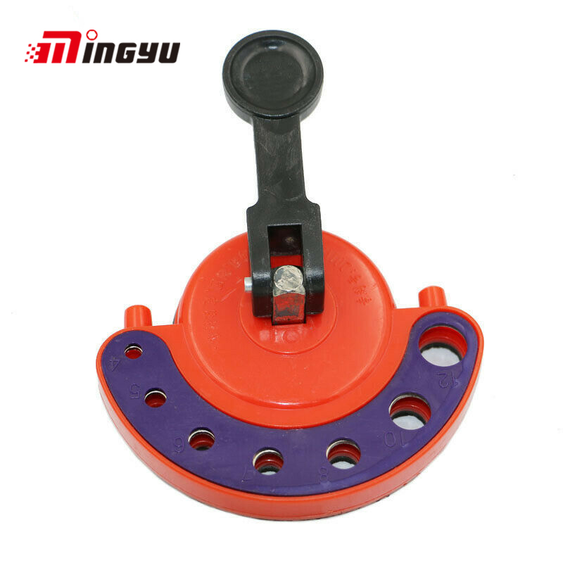 MingYu 1pc Glass Hole Saw Locator 4 5 6 <font><b>7</b></font> 8 10 <font><b>12</b></font> <font><b>mm</b></font> Hole Saw Cutting Drilling Bit Guide For Ceramic Tile Masonry image