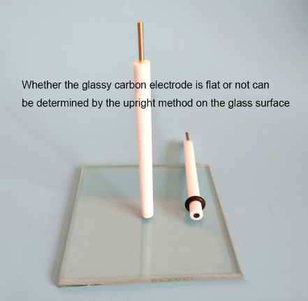 Glassy Carbon Electrode 2/3/4/5/6/8/10/12mm With Polishing Material