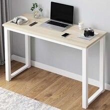 Computer Desk Laptop Desk Modern Bedside Table Wooden Laptop Stand Home Office Gaming Table Workstation Study Writing Desk