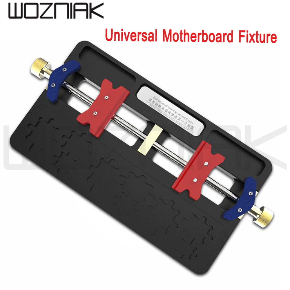 New Wl Universal Fixture High Temperature Phone IC Chip BGA Chip Motherboard Jig Board Holder Repair Tools For IPhone Tablet